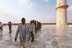 At The Taj