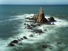 Las sirenas (Explore) (Tabernilla (David Izaguirre)) Tags: espaa david marina europa olympus andalucia explore e3 almeria zuiko cabodegata izaguirre davidizaguirre tabernilla lassirenas 1260mm prostop10