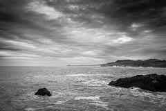 Alrededores de Usgo. Miengo. Cantabria. Spain (Photopeter71) Tags: sea sky espaa costa seascape storm clouds landscape atardecer mar spain paisaje cielo nubes l mirador acantilado usgo cantabrico cucha