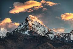 Poon Hill, Nepal (CamelKW) Tags: nepal sunrise trekking himalayas annapurnatrek poonhill mountaintrekking poonhilltrek trekkinginthehimalayas himalayastrekking sunriseinthehimalayas