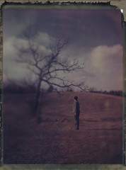 (abdukted1456) Tags: park winter ny newyork tree film me self polaroid war saratoga shift battle historic filter national 4x5 battlefield stillwater expired tilt largeformat warming 59 graflex 545 85b expiredfilm crowngraphic 4x5camera type59 instantfilm peelapart polacolor sheetfilm polaroid545 ektar127mm