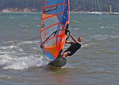 Aug0301a (Mike Millard) Tags: hamworthypark pooleharbour windsurfers