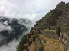Fast Moving Clouds & Scenes - MG_3768 (Toby Garden) Tags: machu picchu ruins peru mysterious cloudy day