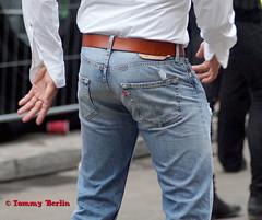 jeansbutt10262 (Tommy Berlin) Tags: men ass butt jeans ars