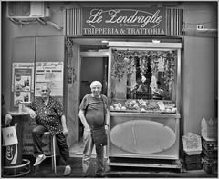 """Napoli....tripe shop """" Le zentraglie""""untranslatable (imbroglionefiorentino) Tags: canon canonixus155 vicolidinapoli montesanto bn blackwhite bwartaward bianconero blackandwhite bw fluidrexplored flickr flickrclickx explore explored decumani"""