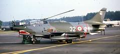 Fiat G.91Y Gina (Sentinel28a1) Tags: fiat g91 g91y gina ami italianairforce 32stormo amendola coldwar ramstein
