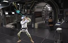 Luke training (J-Mills) Tags: luke skywalker star wars figuarts starwars lukeskywalker