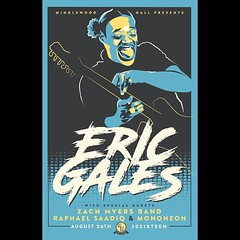 Memphis, Tonight! Zach Myers Band (@ZMyersOfficial) will be performing at @Minglewoodhall! You don't want to miss it! Tickets and show info: http://www.minglewoodhall.com/event/1198643-eric-gales-raphael-saadiq-memphis/ (ShinedownsNation) Tags: shinedown nation shinedowns zach myers brent smith eric bass barry kerch