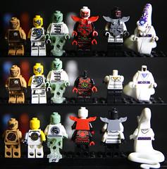 MU3A8635_2 (lbaswjk3ja) Tags: jay kai cole knockoff fake bricks building toy figure mini nya lloyd nrg ninja