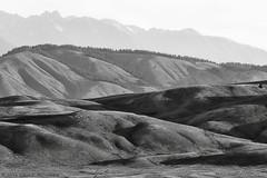 Layers - Jackson Hole, Wyoming (David C. McCormack) Tags: bw blackwhite blackandwhite country tetons grandtetonnationalpark inspiration jacksonhole jacksonwyoming hiking landscape mountains nationalparks nature outdoor rockymountains spiritual rural ranch wyoming western west