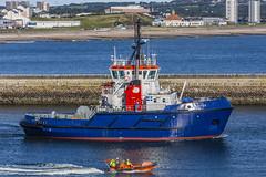 Dunter (Alan-Jamieson) Tags: dunter lerwick orkney tug northsea aberdeen aberdeenharbour aberdeencity merchantnavy scotland ships maritime