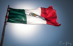 Cozumel - Mexico Flag - fluttering (Enio Godoy - www.picturecumlux.com.br) Tags: viagem nikon vacations cozumel cuba arrecifesdecozumel frias mexico parquenacionalarrecifesdecozumel viveza2 details d300s travel flag journey colors niksoftware macro fluttering clouseup mxico havana