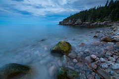 Boulder Beach 080116a copy (davidakoubian) Tags: acadianationalpark rockycoastline maine