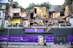 Regeneration (ihughes22) Tags: futuristtheatre liverpool ihughes22 nikon regeneration theatre limestreet demolition