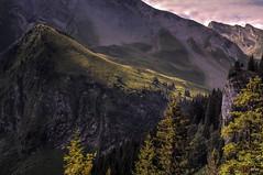 Wanderung Klewenalp, Schweiz