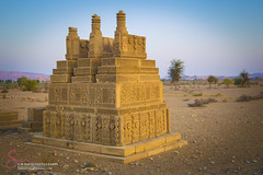 STONE CARVED GRAVES (S.M.Rafiq) Tags: stone carved graves thanabulakhan archaeological art architectural graveyard gravestone kohistan sindh pakistan architecture stonecarvedgraves stonecarved smrafiq asia tombstone tombs