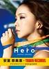 Vinyl 2016.08.19_HERO poster (Namie Amuro Live ♫) Tags: namie amuro 安室奈美恵 hero singlecover poster towerrecords promotional