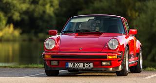 My 1983 Porsche 911 3.2 Carrera in Guards Red