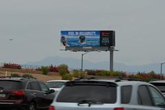 Trane billboard - Santan Freeway Loop 202, Chandler, AZ (azbillboard) Tags: trane reel reliability airconditioner heating cooling hvac