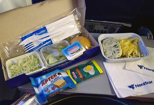 Flight DME-NSK Nordstar Airlines