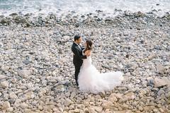 Palos Verdes (ilukmanova) Tags: love cali california beach palosverdes sunset couple wedding