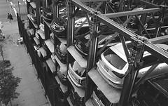 Elevated Parking (je245) Tags: leicam6 leicasummicron35mmf20i kodak px125 diafine