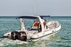 il nostro gommone - our SPECIAL Comfortable and SAFE RIB (Rigid Inflatable  Boat)