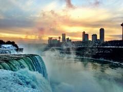 Niagara falls (Ludovic.J) Tags: world travel usa ontario canada niagara falls iphone