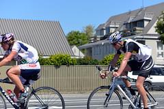 Coast to Coast 2013 014 (KiwiMunted) Tags: christchurch cycling saturday competitor coasttocoast broughamst 2013