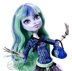 Toy Fair 2013 Mattel Monster High 13 Wishes Doll Assortment Twyla 2 (IdleHandsBlog) Tags: toys dolls horror mattel collectibles monsterhigh toyfair2013