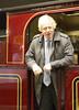 Boris Johnson (Hawkeye2011) Tags: uk london station metro tube railway londonunderground moorgate tfl mayoroflondon borisjohnson lu150