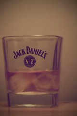 39/365 One of Those Days (Phil Orr Photography) Tags: ice glass jack alcohol daniels whisky 365 jd burbon