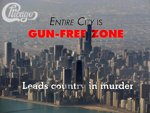 Chicago: Gun-Free Murder Capital