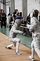 fencing12 (Tsirah) Tags: brussels sport belgium belgique foil bruxelles competition tournament sabre fencing escrime tournoi damocles