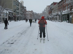 (Ir. Drager) Tags: usa snow boston geotagged downtown skiing nemo massachusetts beaconhill charlesstreet geo:lat=4235704668763423 geo:lon=7106989467010632