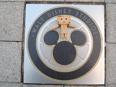 ... Walt Disney Studios!! 3/3 (Damien Saint-é) Tags: toy amazon vinyl yotsuba danbo amazoncojp revoltech danboard