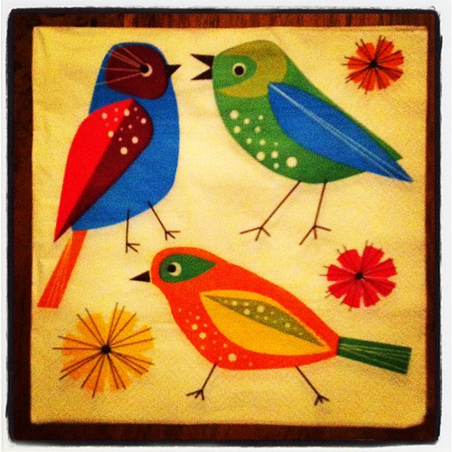 Twitter Birds... by Jeroen Mirck, on Flickr