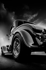 """Afternoon Delight"" (Neil Banich Photography) Tags: cars ford 1932 automobile custom hotrods coolcars 1932ford 3windowcoupe neilbanichphotograhy coolhotrods coolcarimages"