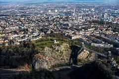 Brunel & Bristol (1 other people) Tags: road city uk bridge england urban cliff building canon river bristol aerial gorge avon clifton brunel brunelway 1dx grahamhobbs
