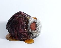 Putrid Plum (burgesstaylor) Tags: rot fruit plum rotten mould mouldy putrid