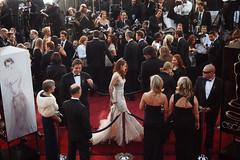 2013 Academy Awards (laurenlemon) Tags: olympus hollywood crutches redcarpet theoscars 2013 february13 kristenstewart theacademyawards laurenrandolph laurenlemon wwwphotolaurencom dolbytheatre