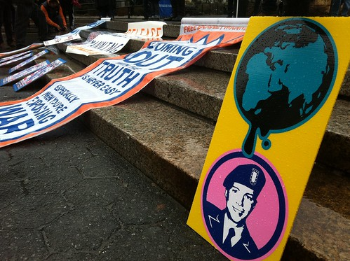New York City. Feb 23, 2013. Bradley Manning's...