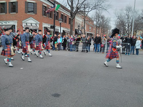 old town's paddy's day parade