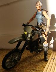 Lara Croft (DrSyn) Tags: joe laracroft custom tombraider marveluniverse