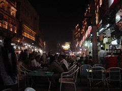 Melody Food Park at Night, Islamabad, Pakistan (tyamashink) Tags: pakistan