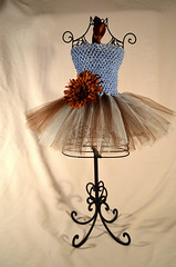 Brown Flower Tutu Dress brown and blue tutu by http://www.etsy.com/shop/OliviasBowtiqueCO (natureseyephotos) Tags: blue girls baby brown flower kids infant clothes childrens tutu lightblue kidsclothing babyclothing childrensclothing girlsclothing infantclothing tutuskirt tutudress tutuoutfit