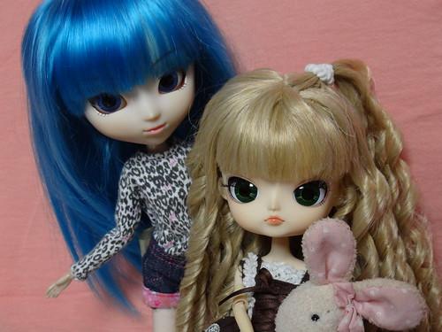 Keiko e Berry