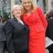 Mary McMonagle, Guest Services Manager, The Malton and Miriam O'Callaghan, IHF Conference 2013 Chairman.