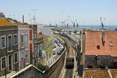 UTD em Setúbal (Nohab0100) Tags: train setúbal cp comboio automotora dmu 0600 sorefame