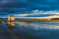 La casa de los arrozales (Daniel Arjones) Tags: valencia clouds canon angle wide tokina nubes 7d tormenta wether tiempo clima saler 1116 arrozales